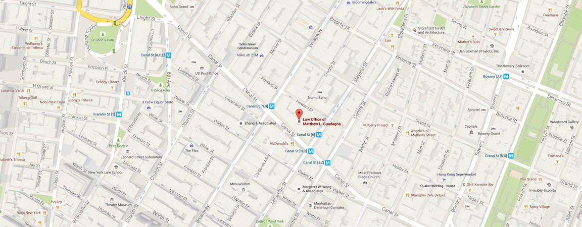 Attorney Location