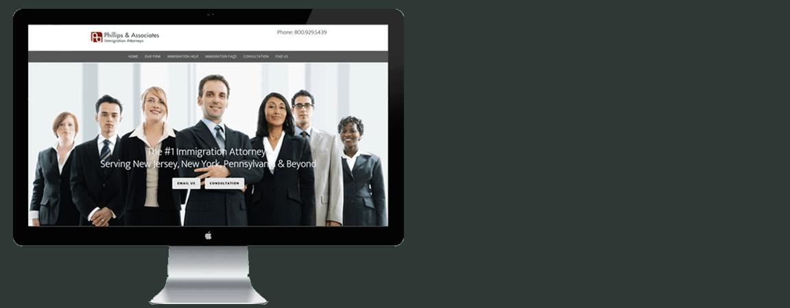 attorney website modernstyle