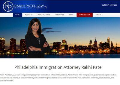 Rakhi Patel Law