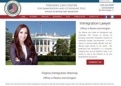 Virginia Law Center