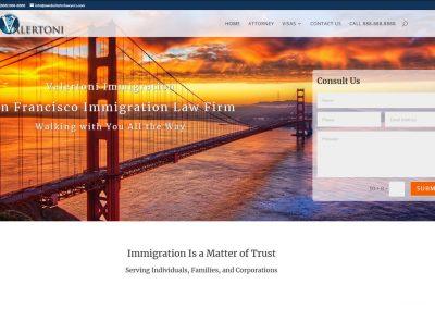 Valertoni Immigration