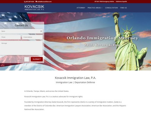 Kovacsik Immigration Law