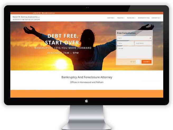 Websites for Bankruptcy Attorneys