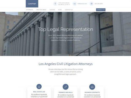 Lawman LLC